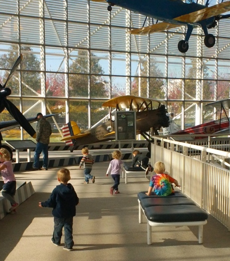 Trip to the museum of flight